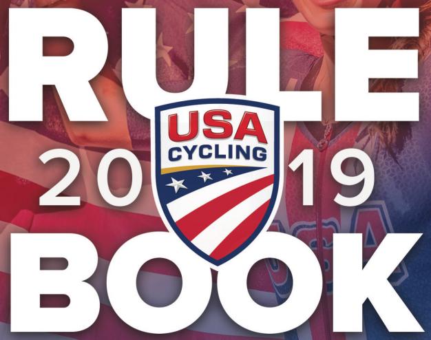 USA Cycling Rulebook