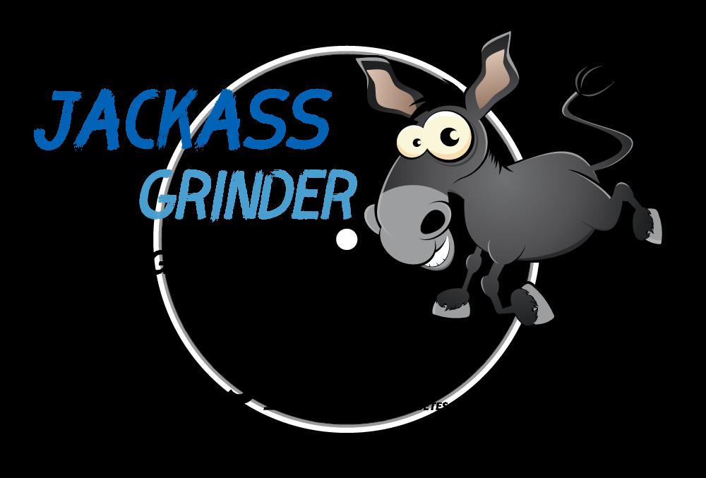 Jackass Grinder Logo